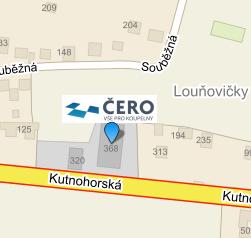 Koupelnove_studio_CERO_-_obklady,_dlazby_-_mapa,_kontakt