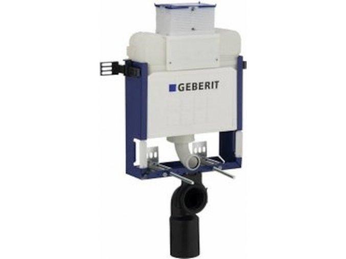 Geberit Kombifix, Kombifix pro závěsné WC, 82 cm, nádržka Omega, 110.000.00.1