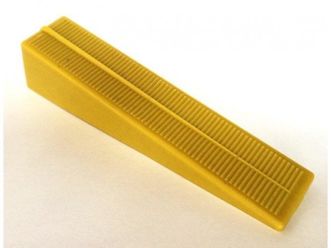 Montolit SAP3 02 05 Nivelační klínek balení 50ks