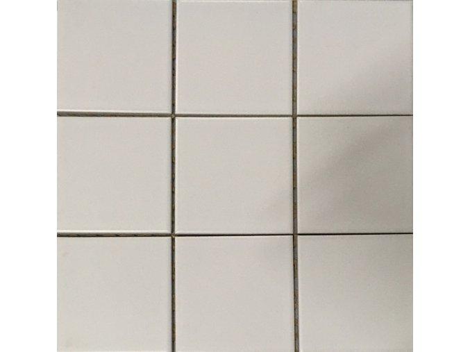 Rako Color Two GAA0K023 Mozaika set 30x30cm, bílá 10x10cm