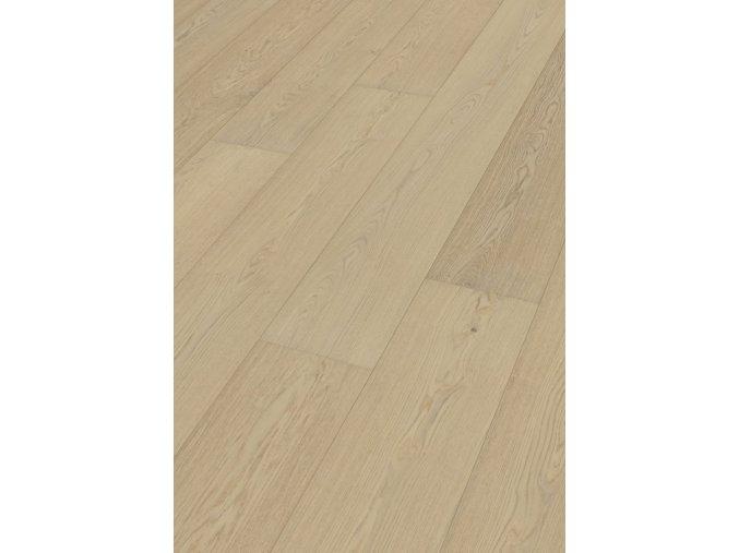 Meister HD 400 Lak Mat. Dub alabaster 8734, kartáčovaný, natur, 2200x270 mm, 632422873427