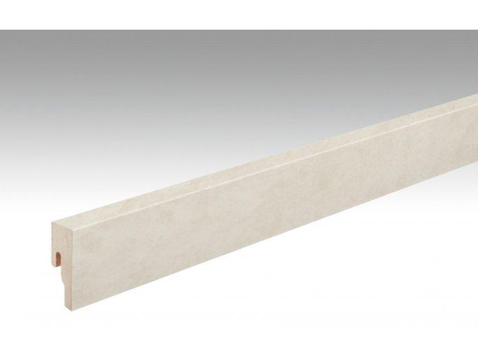Meister 8PK Galleria bílá 7322, Obvod. lišta nácvak, 6957257322