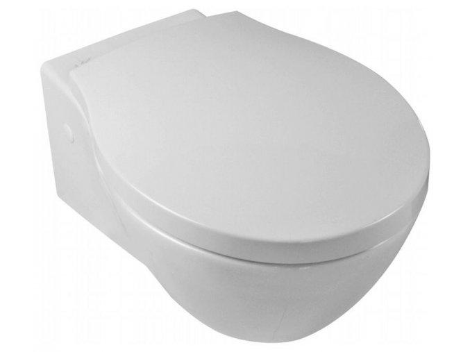 Hatria Nido WC závěsné bílé, YXMD01