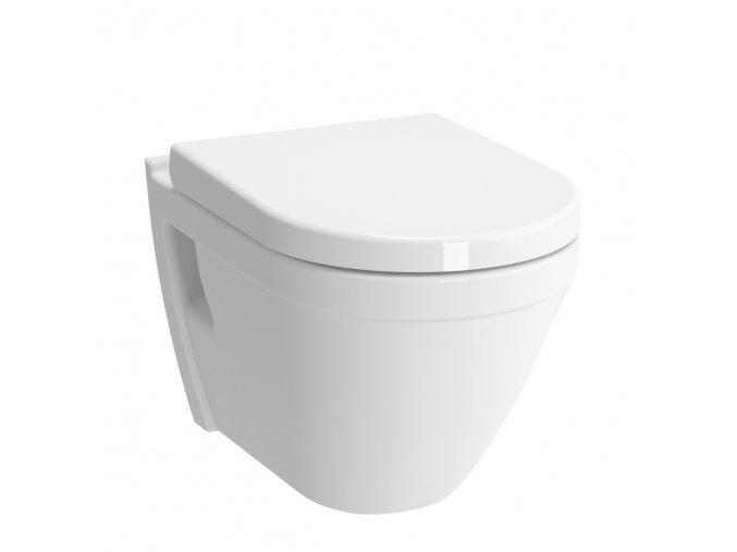 Vitra S50 5318 003 0075 Závěsné WC, zadní odpad