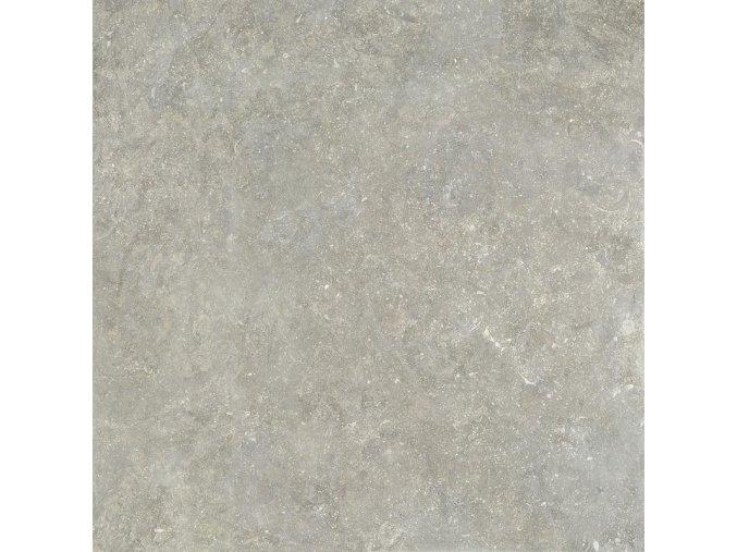 Antica Ceramica Belga Living Grey 81x81 cm naturale rektifikovaná