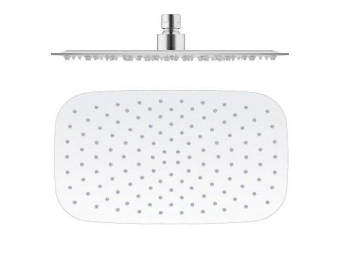 Slezák Rav KS0002 Pevná sprcha, obdélník 400x235 mm