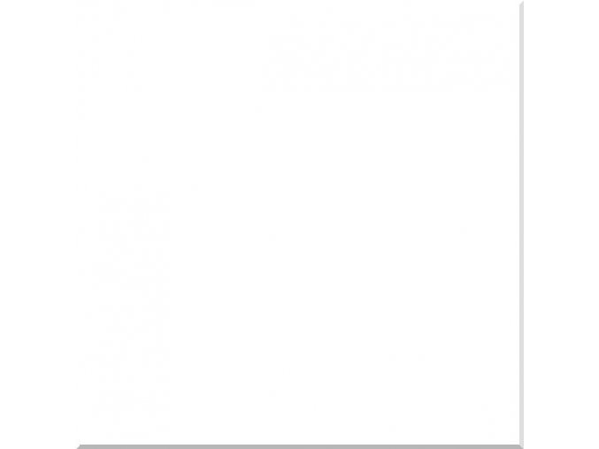 Rako Color One WAA1N000.2 II.jakost Obklad bílá, 20x20 cm