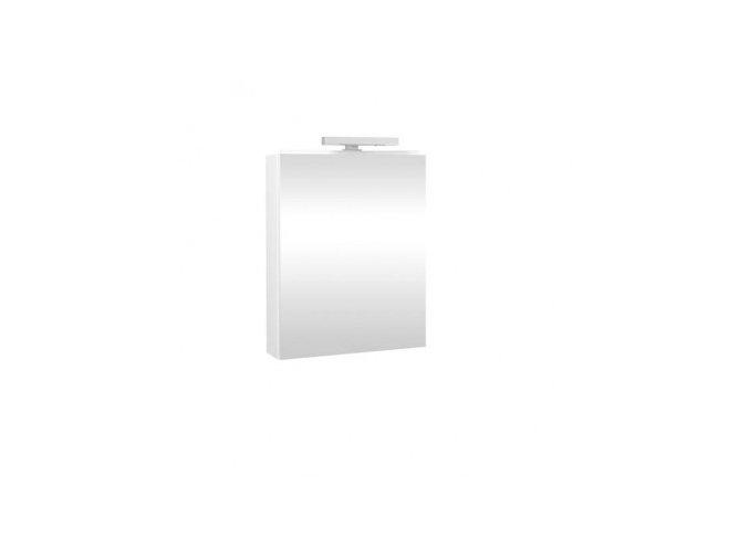 Krajcar ZP2.50.1 Zrcadlová skříňka s osvětlením, 50x75 cm