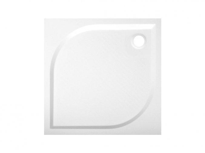 TMS Aria ARIA90Q Vanička čtvercová 90x90 cm, litý mramor