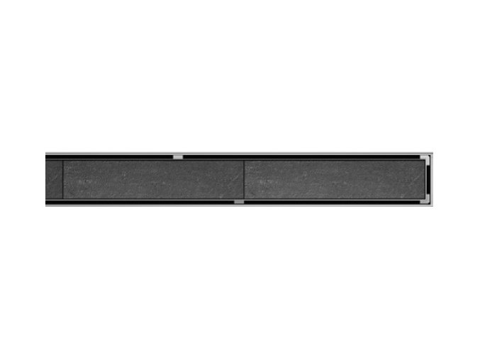 ACO ShowerDrain E 0153.81.90 Odtokový rošt 1000 mm,Tile 1