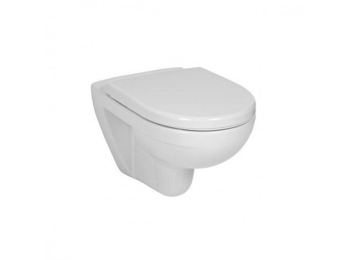 Jika Lyra plus H8233800000001 Závěsné WC, zadní odpad,53cm