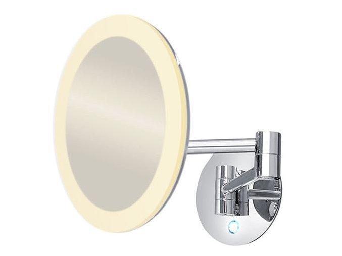 Nimco ZK 20265P 26 Kosmetické LED zvětšovací zrcátko, 200mm