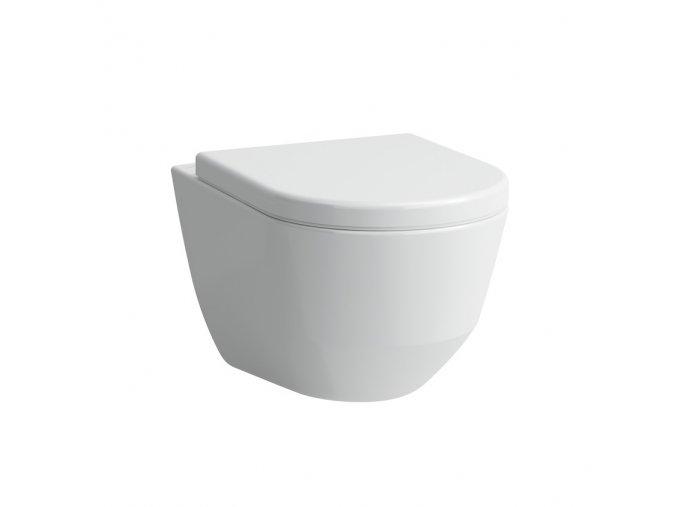 Laufen Pro H8209560000001 WC závěsné 530x360 mm, bílé