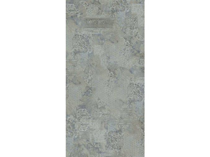 Cotto Petrus Extra Tappeto Fume 60x120 cm naturale rektifikovaná