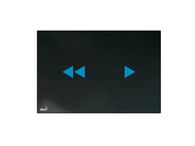 Alcaplast Night Light 2 Slim Ovládací tlačítko bezdotykové, sklo