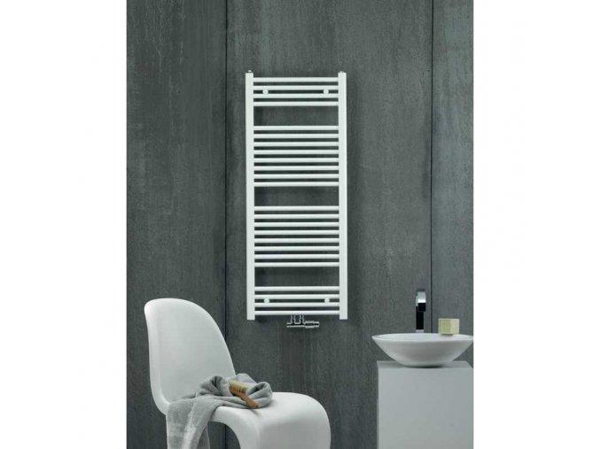 Zehnder Aura PBZ 120 060 05 Koupelnový radiátor 1217x600mm