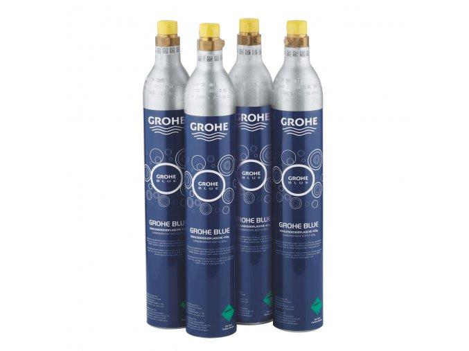 Grohe Blue 40422000 Karbonizační lahev CO2 425 g (4 ks)