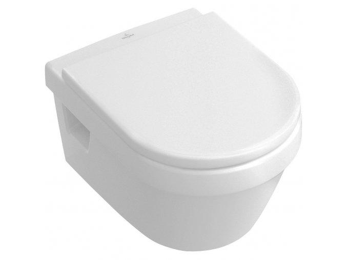 Villeroy & Boch Architectura 5684R0R1 WC závěsné, 370x530mm