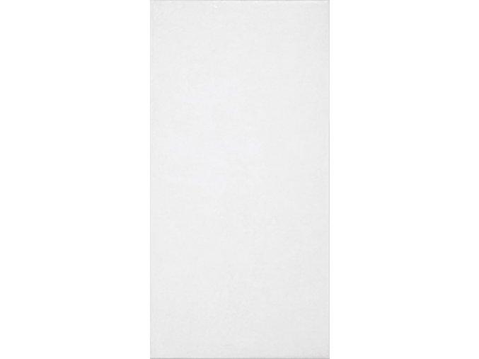 Rako Clay DARSE638 Dlažba, bílá 30x60 cm matná, rektifikovaná