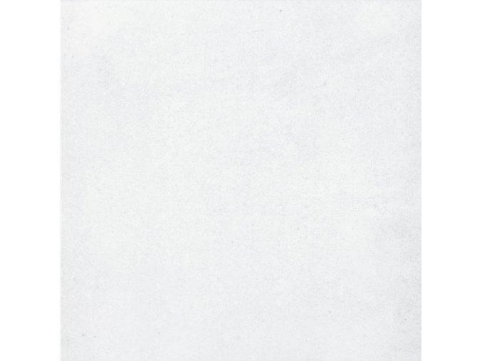 Rako Cemento DAK63563 Dlažba super bílá 60x60 cm naturale