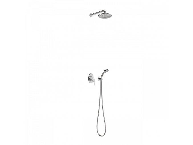 Tres BASE TRES 21599002 Podomítkový jednopákový sprchový set