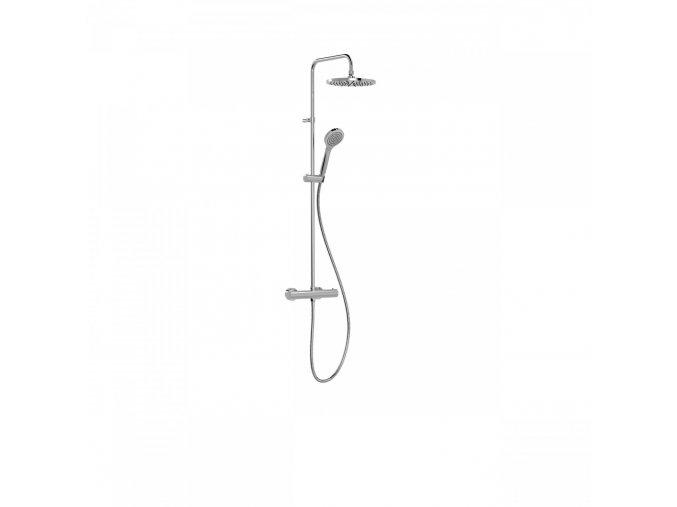 BASE TRES PLUS 21639301 Souprava sprchové baterie, chrom