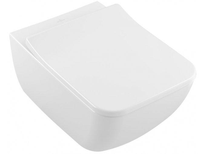 Villeroy & Boch Venticello 4611R001 Závěsné WC, DirectFlush