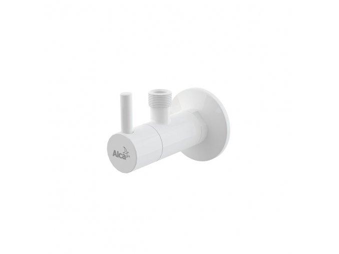 AlcaPlast ARV001B Ventil rohový s filtrem 1:2%22×3:8%22, bílý