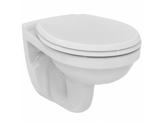 Ideal Standard Sirius E406501 WC závěsné 35x37 cm, bílá
