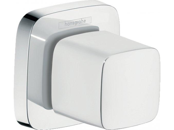 Hansgrohe PuraVida 15978400 Uzavírací ventil podomítku bílý