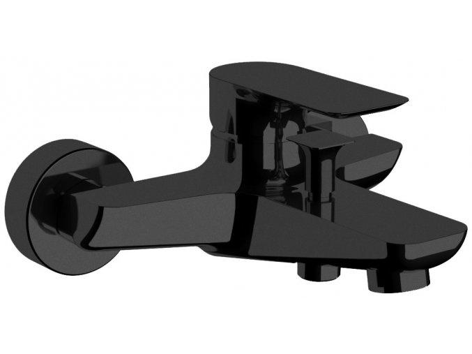 Sanjet INFINITY BLACK I05NO Vanová baterie s přepínačem