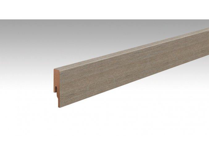 Meister 20PK 6837 Podlahová lišta dub jílově šedý