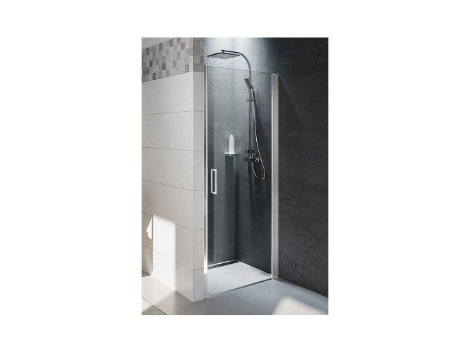 Riho Novik Z101 GZ1080000 Sprchové dveře do niky 80x200cm