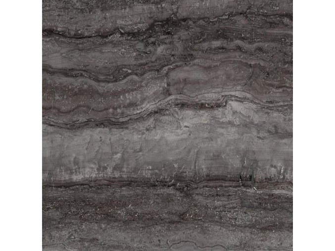 Antica Ceramica Travertino Memento Black 60x60 cm naturale rektifikovaná
