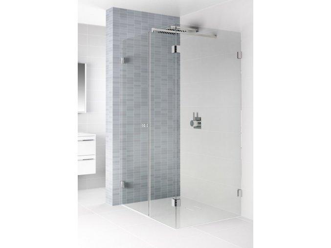 Riho SCANDIC S204 Sprchový kout 120x100:210cm, čiré