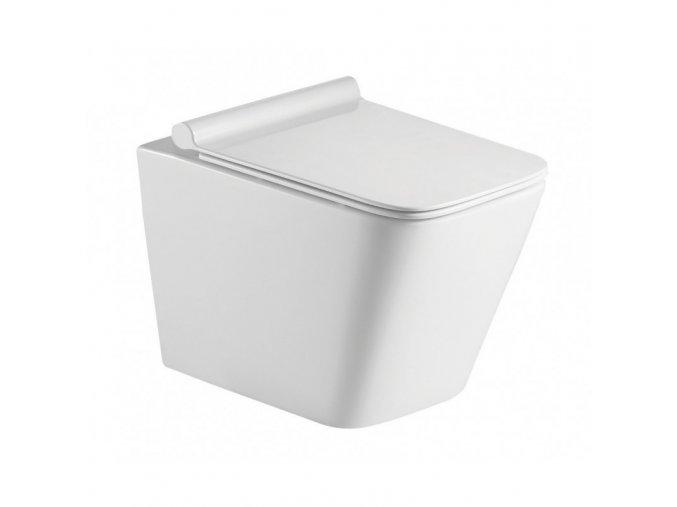 Hopa Orlo OLKLT052E Rimless Závěsné WC Slim Soft close