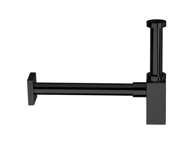 Sanjet INFINITY 960NO Sifon k umyvadlu hranatý, černý