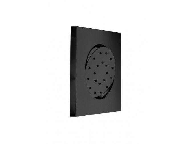 Sanjet BLACK E044085B Podomítková tryska 12,5x12,5 cm