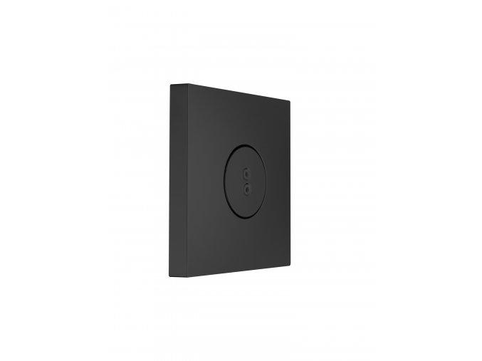 Sanjet BLACK E044177B Rotační tryska podomítková 8x8cm