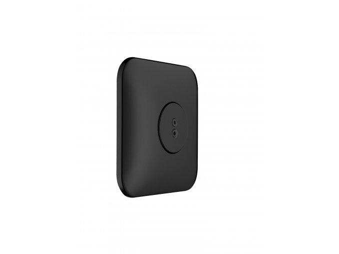 Sanjet BLACK E044180B Rotační tryska podomítková 8,5x8,5cm