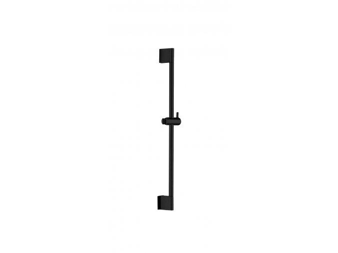Sanjet BLACK E087023B Sprchová tyč 70 cm, černá matná