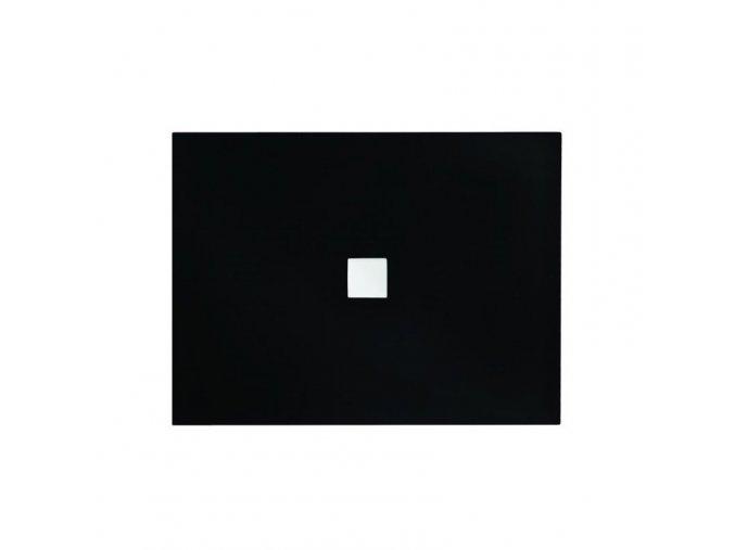 Hopa NOX VANKNOX1080CC | Sprchová vanička černá 100x80cm