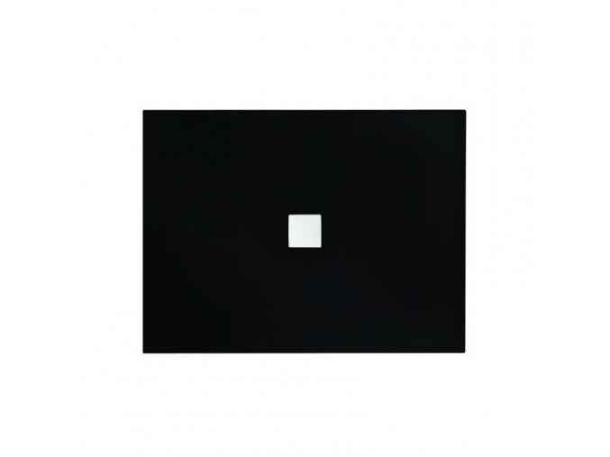 Hopa NOX VANKNOX1190CC | Sprchová vanička černá 110x90cm