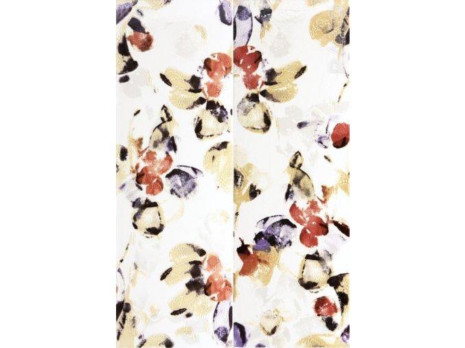 Rako Majolika květinový dekor 20x60 cm (2ks)