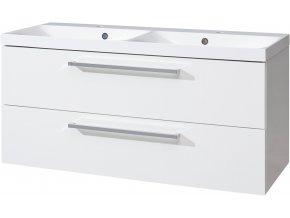 TMS Palas PURE121B Umyvadlová skříňka, 121x58x46 cm