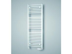 Isan Grenada Radius RAL9016 Koupelnový radiátor 1775x600 mm