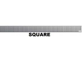 ACO ShowerDrain C885 408566 Odtokový rošt 885 mm, Square