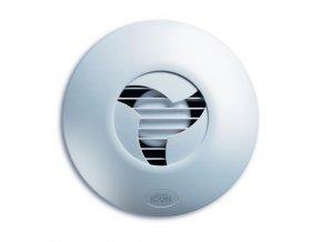 Airflow Icon 30 72001 Koupelnový ventilátor, 22.5 cm, 40°C 3