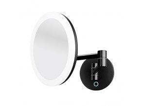 Nimco ZK 20265 90 Kosmetické dotykové zrcátko,200mm, černé