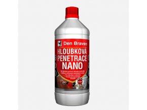 Den Braven NANO 57450Q Hloubková penetrace, 1 litr